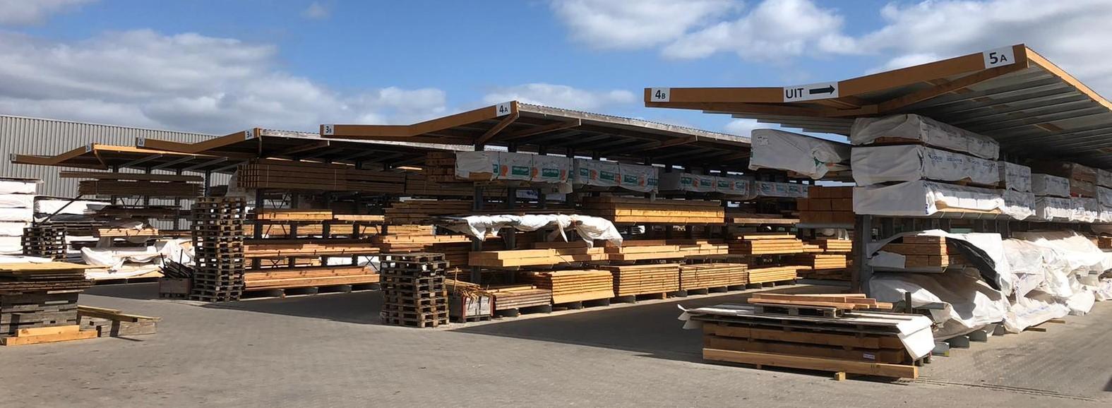 Referenties 1. Draagarmstellingen verzinkt met dak voor buiten op voorraad