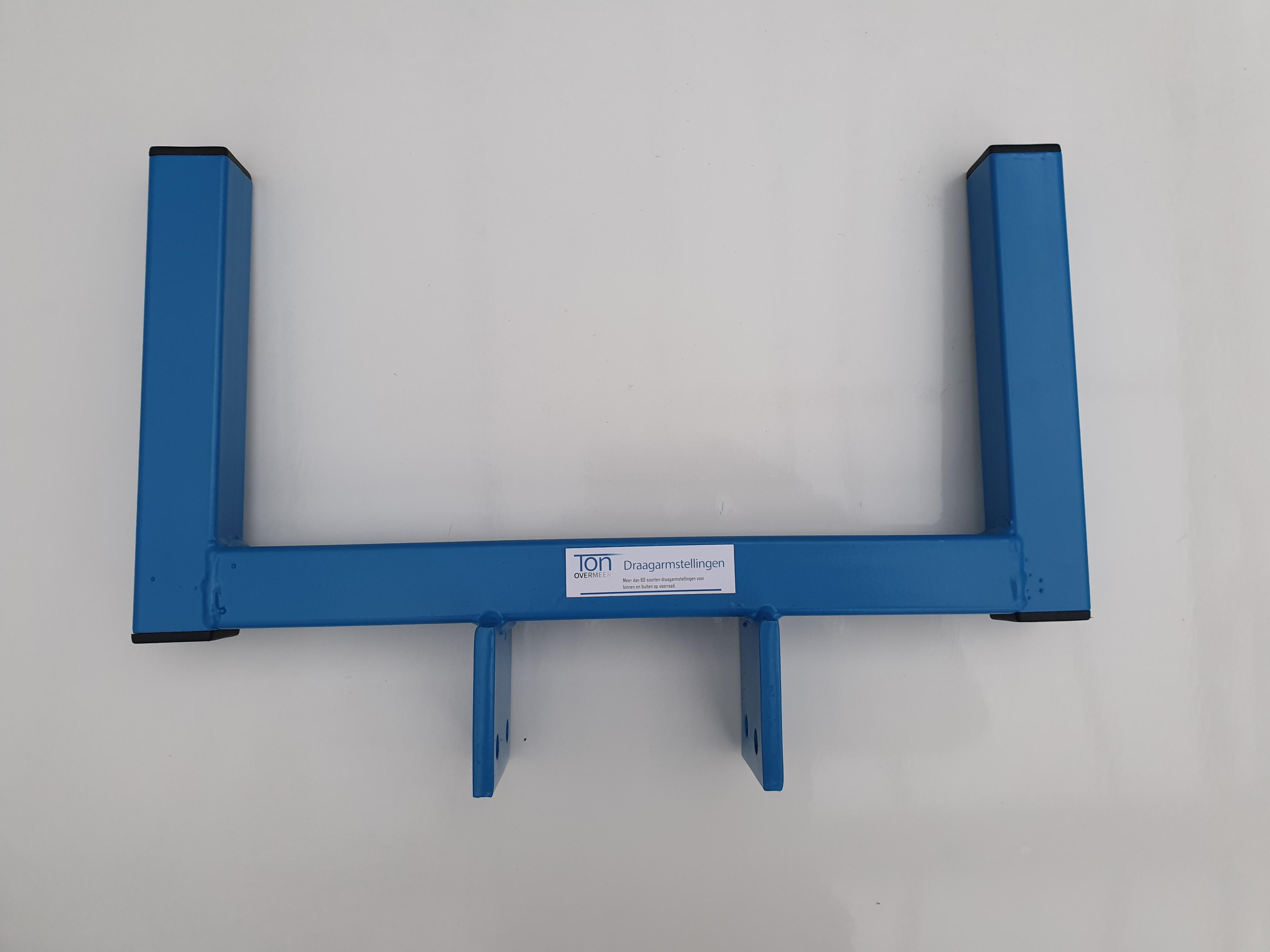 U-koppelstuk voor bovenop staander