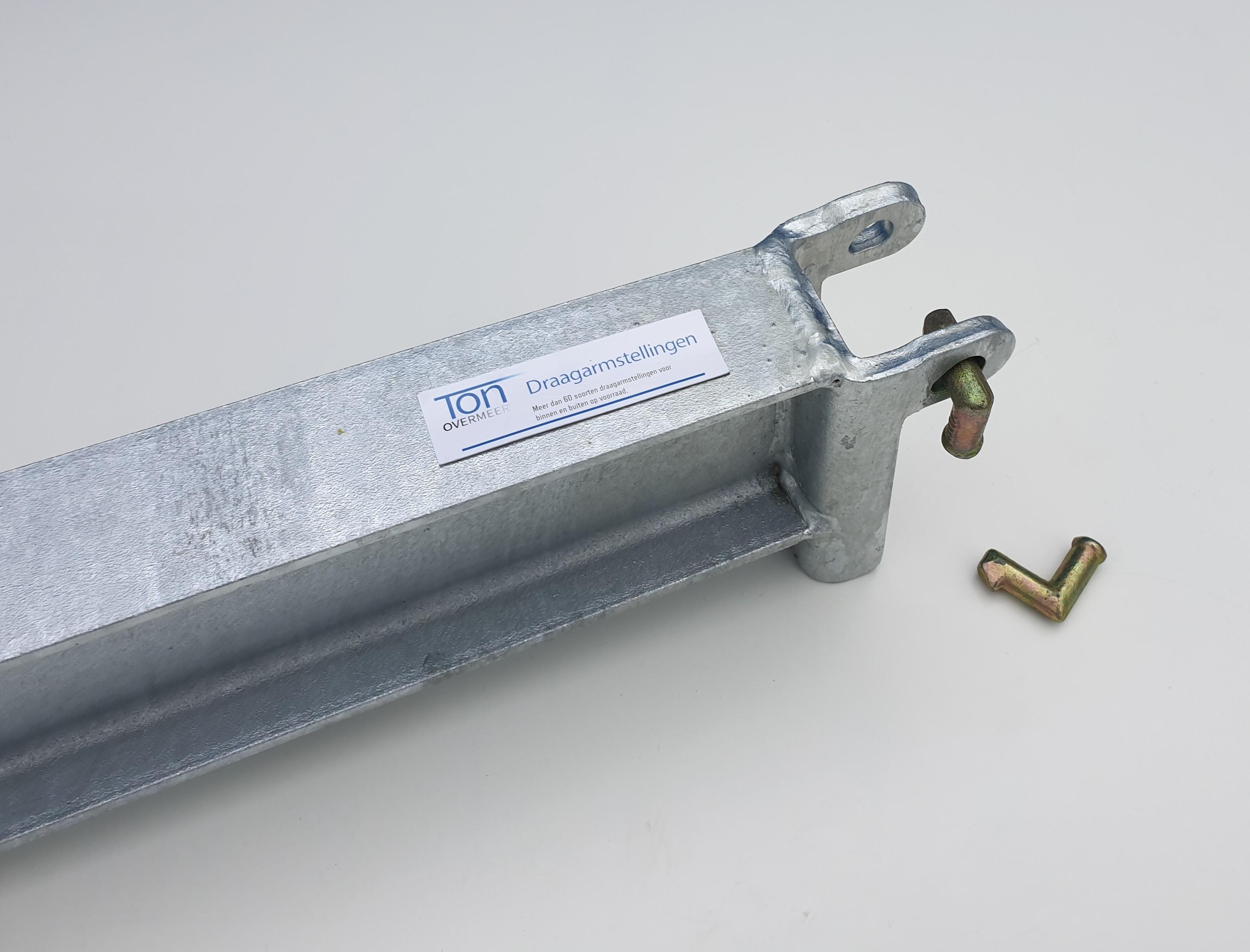 extra draagarmen verzinkt 1.200 mm (V612B120)