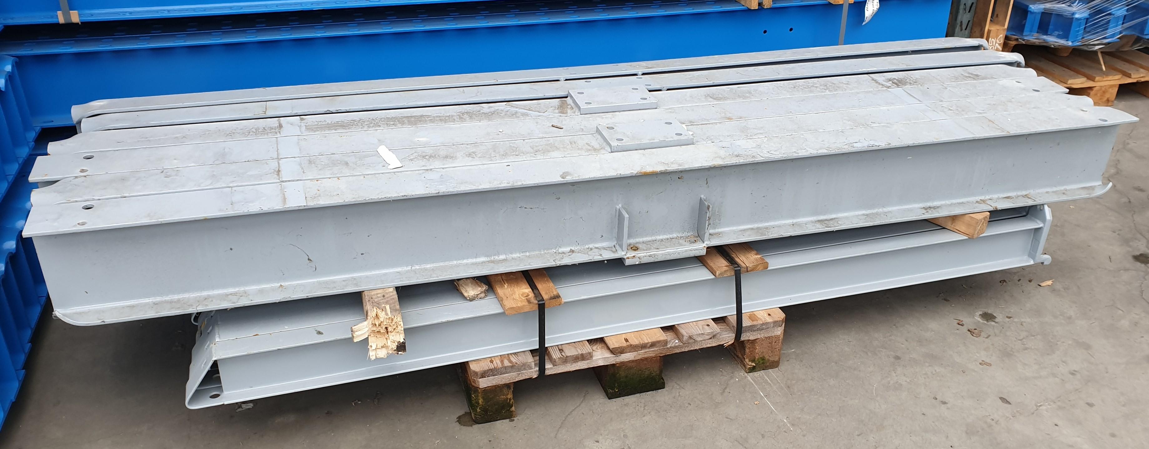 Tweedehands OHRA onderdelen draagarmstelling gebruikt
